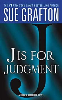 J is for Judgment 0449221482 Book Cover
