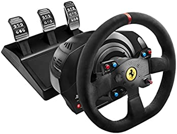 Thrustmaster Ferrari T300 Integral Alcantara Edition Racing Wheel