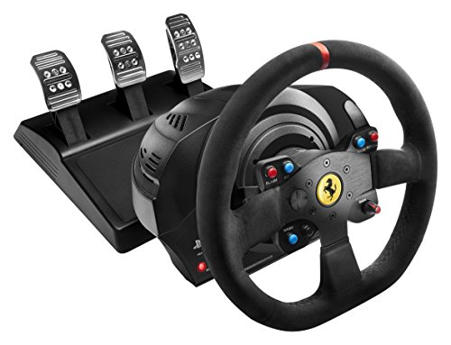 Thrustmaster VG T300 Ferrari Alcantara Edition Racing Wheel for PS4, PS3 and PC Thrustmaster Ferrari