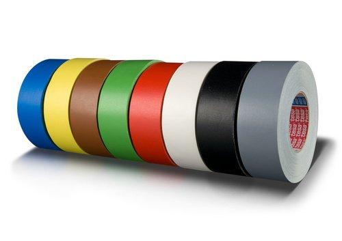 TESA 4651, 19 mm x 50 m Interno e esterno 50m Nero nastro adesivo 04651-00504-00