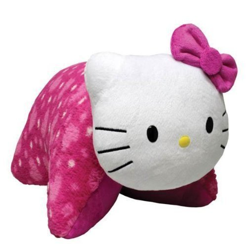 """My Pillow Pets Hello Kitty Plush, 18""""/Large by My Pillow Pets by Pillow Pets"""