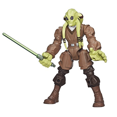 Star Wars Mashers Episode Fisto