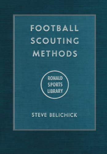 Football Scouting Methods cover
