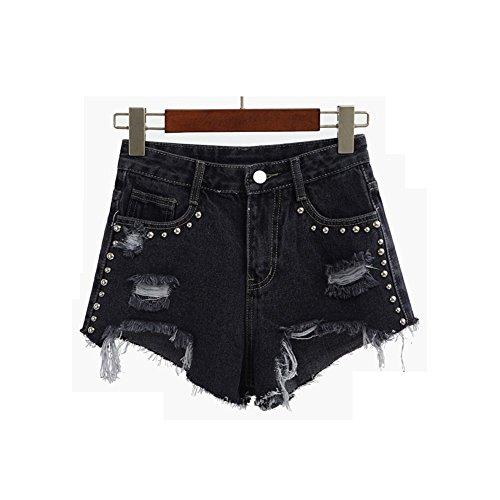 di Dechir jeans da donna Oudan Pantaloncini 5Aqw6g