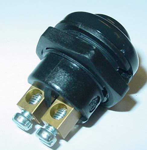 Anlasserknopf Starterknopf 22,5mm 1xON Taster Anlasser 200A 12V//24V S196