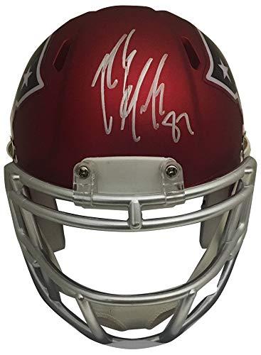 brand new aeac9 97ed9 Amazon.com: Rob Gronkowski Autographed New England Patriots ...