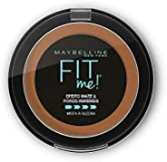 Pó Compacto Maybelline Fit Me! N10 Marrom Neutro