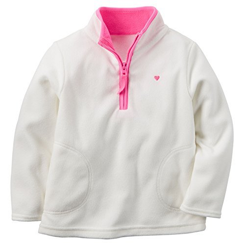 1/2 Zip Fleece Hoody - 9