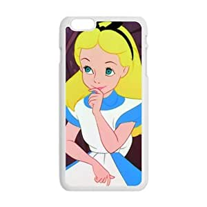 Cool Painting alice no pais das maravilhas Phone Case for Iphone 6 Plus