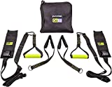 GoFit Gravity Straps - Resistance Training Kit