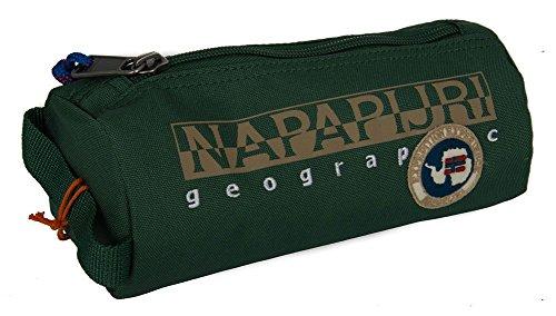 Astuccio scuola | Napapijri North Cape | 4BNN3Z06-Leaf Verde