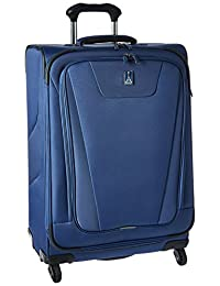 Travelpro Maxlite 4 Expandable 25 Inch Spinner Suitcase, Blue