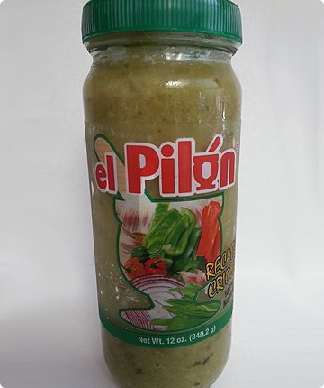 PILON - Puerto Rico's 100% Natural Recaito Criollo - 12 oz Jar (Count of 2)