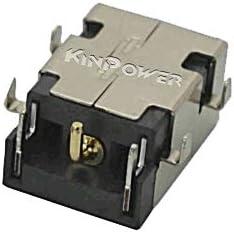 KINPOWER DC Jack Connecteur Alimentation pour Acer Aspire M5-481 V3-111 V3-112