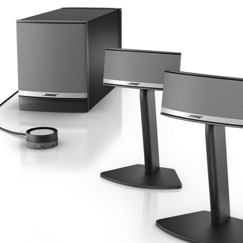 Companion Connecte: Bose Companion 5 Multimedia Speaker System