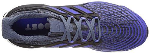 Adidas Uomini Sferzata Di Energia Scarpe Da Corsa In Acciaio Grezzo / Hi-res Blu / Nucleo Nero