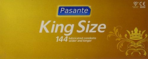Pasante Condoms X 144 King Size