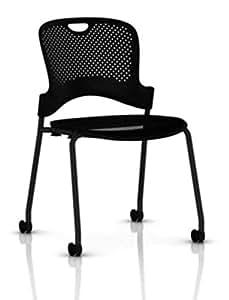 Amazon Com Herman Miller Stackable Caper Chair Flexnet