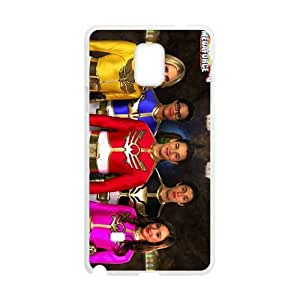 Happy Power Rangers Megaforce Design Personalized Fashion High Quality Phone Case For Samsung Galaxy Note4