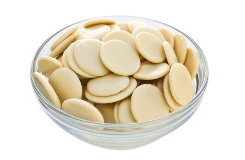 Organic Pure Cocoa Butter Raw Cold Pressed 2 Lb 32 Oz