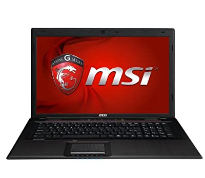 MSI GP Series GP60 Leopard-836 15.6-Inch Gaming Laptop (Black)