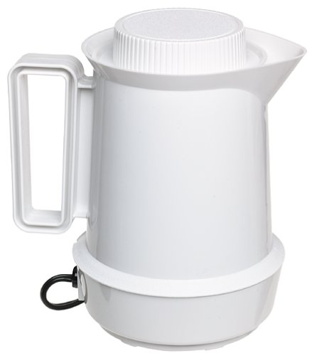 West Bend 53655 5-Cup Hot Pot, White (Discontinued by Manufacturer)
