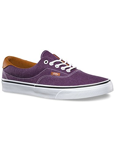mode Vans adulte purple U Era amp;l mixte c washed Baskets OOZafBWwq