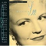 Spotlight on Peggy Lee