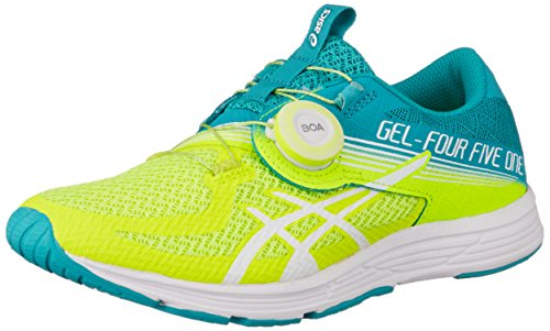 Yellow Gel de Lagoon Asics Chaussures Multicolore Running Flash 451 750 Femme pwOTd8