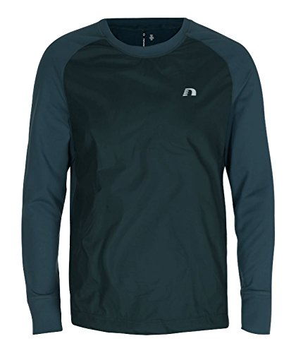 Newline - Imotion Windbreaker Shirt Slate - Man - Größe XL - Shirt für Männern