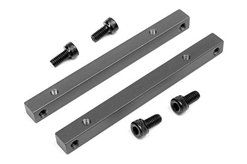 - hpi-racing Motor Plate Brace, Gray: Savage Flux by HPI Racing