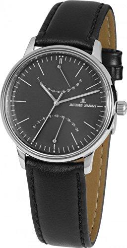 Jacques Lemans Nostalgie N-218A Mens Wristwatch Classic & Simple