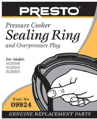 Presto 9924 Fba Pressure Cooker Sealing Ring by Presto
