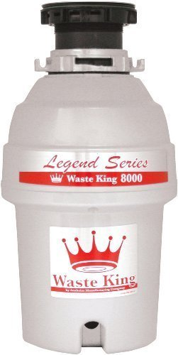 Waste-King-L-8000-Legend-Series-10-Horsepower-Continuous-Feed-Garbage-Disposal-by-Waste-King