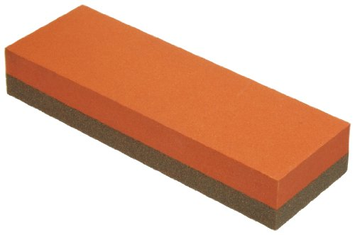 Norton Combination Grit Abrasive Benchstone, Aluminum for sale  Delivered anywhere in USA