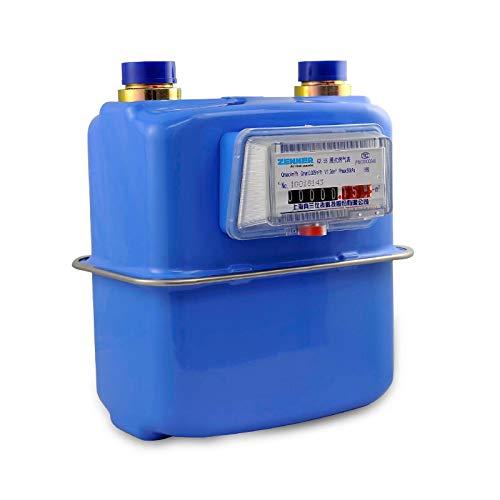 acier boldrin cn114.06/compteur gaz