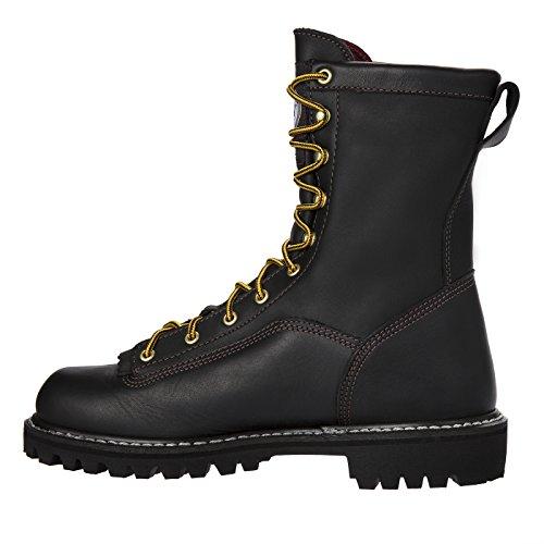 Georgien Mens 8 Gore-tex Vattentät Låg Klack Isolerad Logger Arbete Boots®g8040