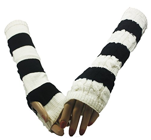 Kreme Double Shade of Dream Arm Warmer Gloves