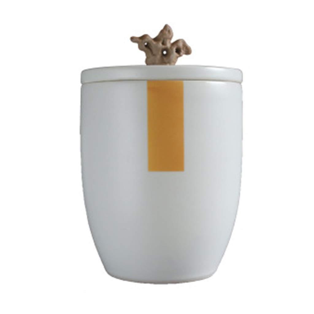 家の居間およびオフィスの理想的なギフトのための陶磁器の花瓶、ヨーロッパ式の技術の装飾 B07S6N5WTD