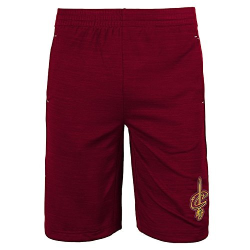 Outerstuff Cleveland Cavaliers NBA Youth Free Throw Shorts (Youth XLarge 18/20) (Butler Basketball Shorts)