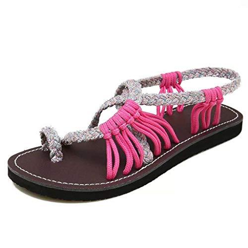 Ballerine Donna Veyikdg Pink Sandals Hot xpax8Aw