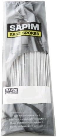 /260/mm sans Mamelon acier 144/pi/èces Rayons 13/g/