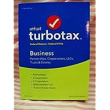 Turbotax Business 2018 Windows 5 Fed e-file