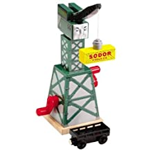 Thomas And Friends Wooden Railway - Cranky the Crane [Toy] (japan import)