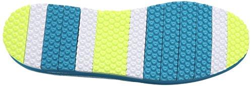 Calzado deportivo para mujer, color Azul , marca SKECHERS, modelo Calzado Deportivo Para Mujer SKECHERS GO MINI FLEX Azul Turquoise/lime