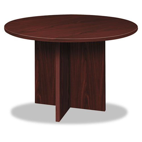 circular office desks. basyx blc48dnn bl laminate series round conference table 48 dia x 29 12h mahogany circular office desks c