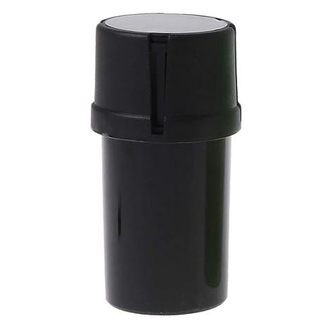SimpleLife Tobacco Grinder Herb Spind Grinding Trituradora Contenedor de Almacenamiento para Hierbas secas y Tabaco (