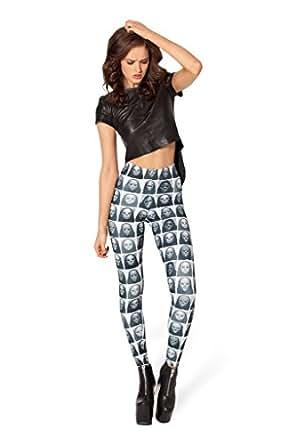 Hamiltion Womens 3D Digital Print Leggings as Pants Fashion Funky Pattern 101