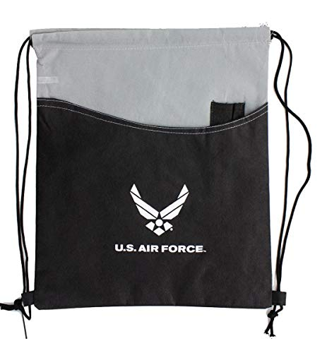 (Nerd Block U.S. Air Force Drawstring Tote)