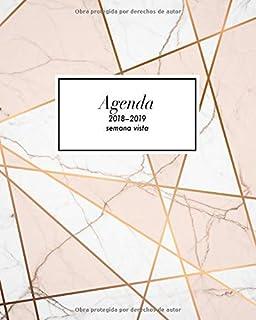 Agenda 2018/2019: Organizador y planificador personal ...